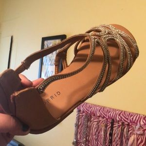 torrid Shoes - New W/O tags sandals